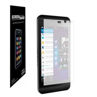 Lot 3 films protection ecran transparent pour blackberry for Photo ecran blackberry z10
