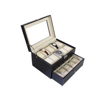 coffret montres boite montres pr sentoir 20 montres achat prix fnac. Black Bedroom Furniture Sets. Home Design Ideas