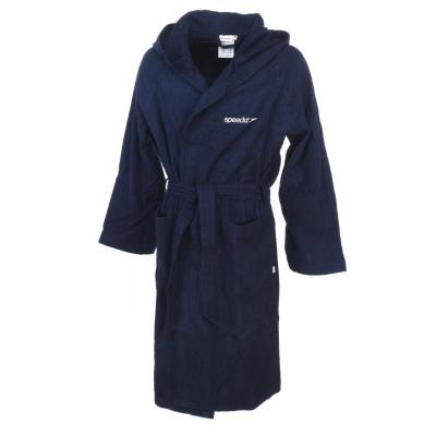 Peignoir De Bain Speedo Basic Bathrobe Navy 58329 - Taille : pour 40€