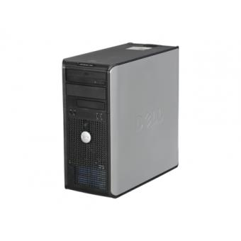 pc de bureau dell optiplex 745 tw core 2 duo e6600 2 40ghz 4go 250go combo windows 7 achat. Black Bedroom Furniture Sets. Home Design Ideas