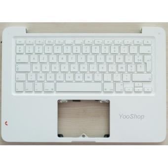a1342 topcase et clavier apple macbook 13 39 unibody blanc achat prix fnac. Black Bedroom Furniture Sets. Home Design Ideas