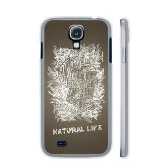 coque natural life pour samsung galaxy s4 coq0056 a6 76 achat prix fnac. Black Bedroom Furniture Sets. Home Design Ideas