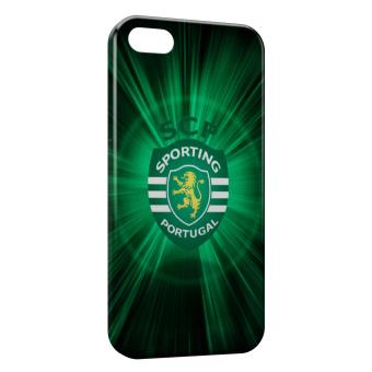 coque iphone 6 plus sporting portugal football achat. Black Bedroom Furniture Sets. Home Design Ideas