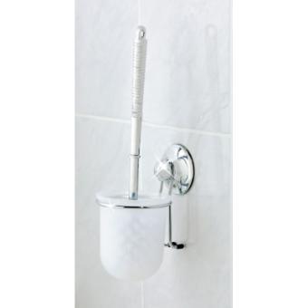 Support brosse wc toilette ventouse achat prix fnac - Support papier toilette ventouse ...