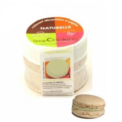 Image du produit ScrapCooking® - Colorant alimentaire naturel blanc 4204