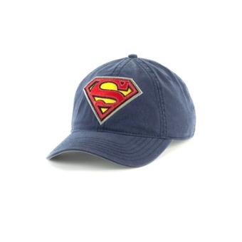 superman casquette baseball iconic vintage logo top prix fnac. Black Bedroom Furniture Sets. Home Design Ideas