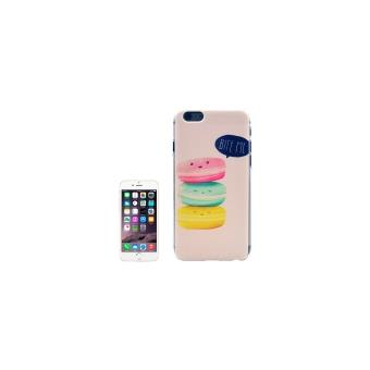 iphone 6 coque housse plastique macaron achat prix fnac. Black Bedroom Furniture Sets. Home Design Ideas