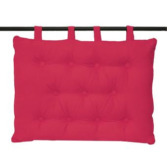 coussin t te de lit passant rose fuchsia achat prix fnac. Black Bedroom Furniture Sets. Home Design Ideas