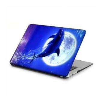 coque rigide macbook pro ecran retina 13 pouces animaux dauphin lune n achat prix fnac. Black Bedroom Furniture Sets. Home Design Ideas