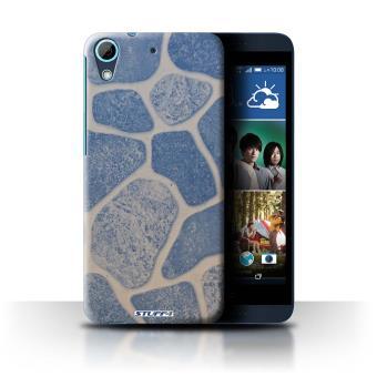 HTC Desire 626G+ / Sol en Pierre/Bleu Design / Pierre/Rock Collection