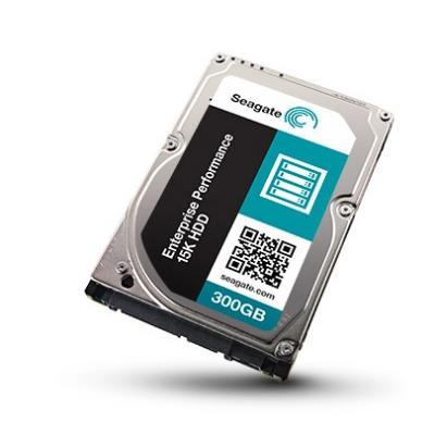Seagate 300GB SAS 12Gb s, Enterprise. Interface du disque dur Série Attachée SCSI (SAS), Capacité disque dur 300 Go, Disque dur, taille 6,35 cm (2.5). Consommation électrique 8,4W, Consommation électrique (idle) 4,8W. Largeur 7,01 cm, Hauteur 1,5 cm, Prof