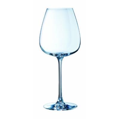 Image du produit cristal d´arques 9209345 wine emotion lot 6 verres à pied vin rouge 47 cl