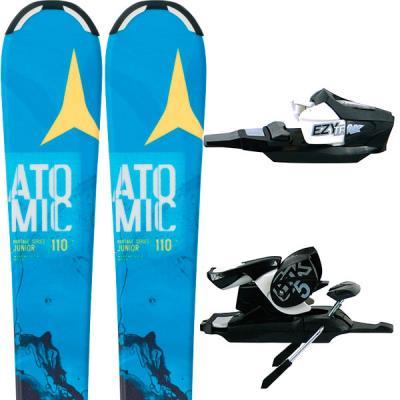 Pack Skis Alpins (ski + Fixation) Atomic Vantage Jr 2 + Ezy 5 pour 130€