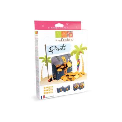 Image du produit Kit de préparation pâtisserie SCRAPCOOKING Trésor du pirate