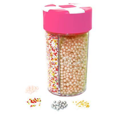 Image du produit Scrapcooking - Boite distributrice mini-sucres Perle