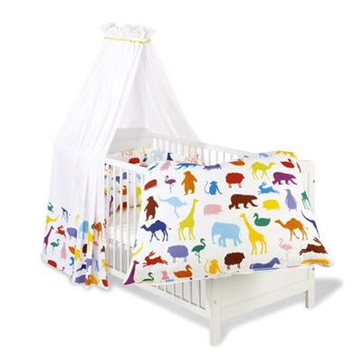 Pinolino - Set de lit Happy Zoo pour 185€