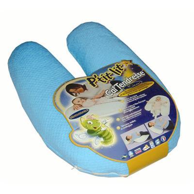 P´tit lit - Coussin de maternité Cal´Tendresse - Bleu pour 115€