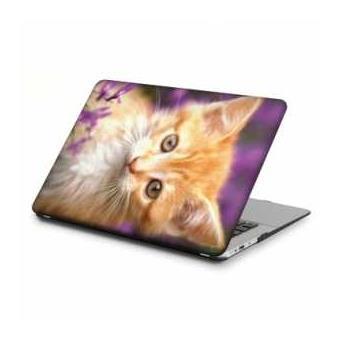 coque rigide macbook pro ecran retina 13 pouces animaux 2 chat violet b achat prix fnac. Black Bedroom Furniture Sets. Home Design Ideas