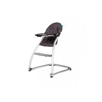 Chaise haute taste gris anthracite achat prix fnac - Chaise gris anthracite ...