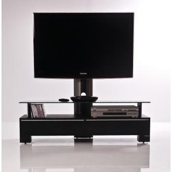 meuble tv design 120 cm el 120h ibb achat prix fnac. Black Bedroom Furniture Sets. Home Design Ideas