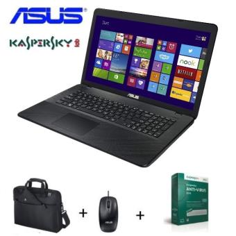 pc portable asus pack x751ma intel quad core n3540. Black Bedroom Furniture Sets. Home Design Ideas