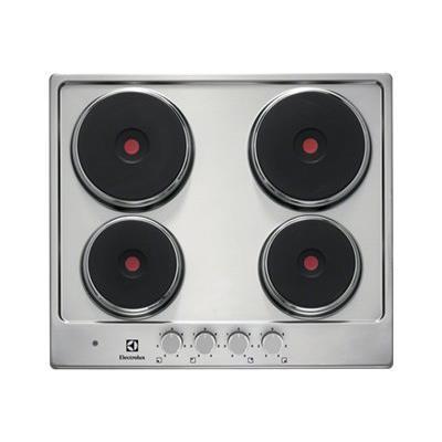 Cette table de cuisson électrique est l´outil parfait pour la cuisine au quotidien. Elle est simple et fiable et vous assure que la cuisine restera toujours un plaisir. La zone de chauffe rapide vous offre la possibilité de démarrer la cuisson plus rapide