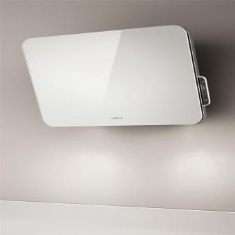 hotte cuisine elica murale tiffany verre blanc 80 cm achat prix fnac. Black Bedroom Furniture Sets. Home Design Ideas