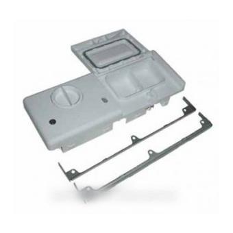 Boite a produit lessive et rincage pour lave vaisselle for Produit rincage lave vaisselle