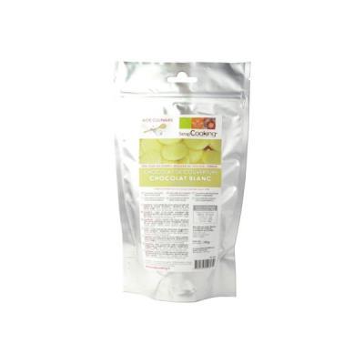 Image du produit Décoration culinaire SCRAPCOOKING de couverture Blanc 190g