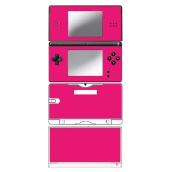 skin stickers pour nintendo ds lite sticker rose bonbon sur jeux vid o achat prix fnac. Black Bedroom Furniture Sets. Home Design Ideas