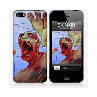 coque iphone 5 et 5s de chez skinkin design original z rain par daniel caballero achat. Black Bedroom Furniture Sets. Home Design Ideas