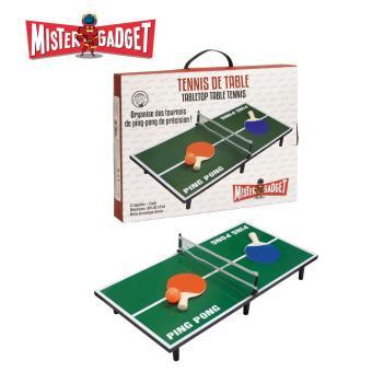 jeu de table ping pong achat prix fnac. Black Bedroom Furniture Sets. Home Design Ideas