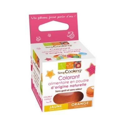 Image du produit Scrapcooking Colorant alimentaire naturel orange 4205