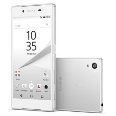 Sony Xperia Z5 Double Sim Blanc 32 Go