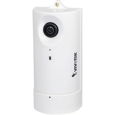 VIVOTEK CC8130 est une caméra cubique compacte conçue pour la surveillance d´intérieur. Son design unique en font une solution idéale pour les bureaux, les magasins et les domiciles. Elle est capable de voir sur un angle de 180 degrés, pour vous éviter to