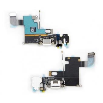 connecteur de charge blanc jack et micro pour iphone 6 plus 821 2220 a achat prix fnac. Black Bedroom Furniture Sets. Home Design Ideas