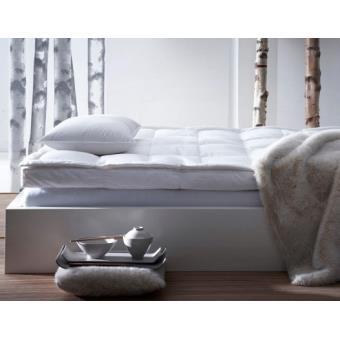 surmatelas trinitas taille 140x190 achat prix fnac. Black Bedroom Furniture Sets. Home Design Ideas