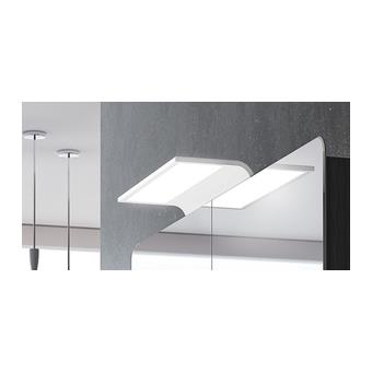 spot f20 led pour miroir de salle de bain achat prix fnac. Black Bedroom Furniture Sets. Home Design Ideas