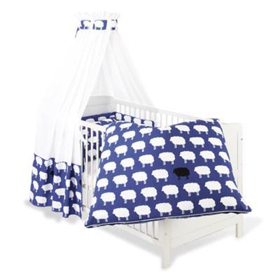 Pinolino - Set de lit Mouton - Bleu pour 183€