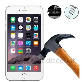 film de protection vitre verre trempe transparent pour apple iphone 6s achat prix fnac. Black Bedroom Furniture Sets. Home Design Ideas