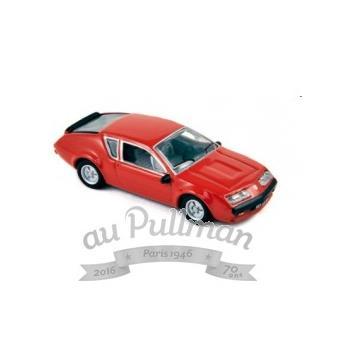 renault alpine a310 1977 red achat prix fnac. Black Bedroom Furniture Sets. Home Design Ideas