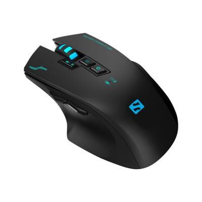 La souris Sandberg Wireless Sniper peut être utilisée avec ou sans le câble, c´est vous qui choisissez. La souris se charge avec le câble USB fourni avec et peut être connectée au PC avec le même câble - ou alors sans aucun fil pour une liberté totale. Co