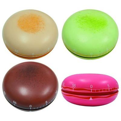 Image du produit Sefama present.16 minuteur macarons*abs*ass.