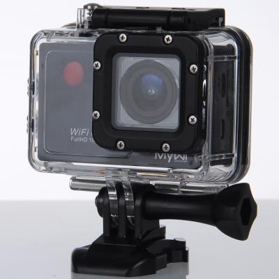 Caméra sport WI CAM+. Filmez vos activités sportives ! Faites des Selfies , prenez des photos ou des vidéos de vos amis & partagez-les grace à sa fonction WIFI, via votre smartphone ou votre tablette grace à son application. Une mini caméra étanche pour t