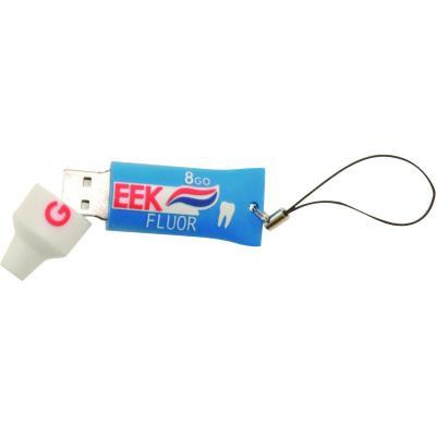 Craquez pour une clé USB au look détourné avec une capacité de 8GO. Etes-vous Geek fluor ?