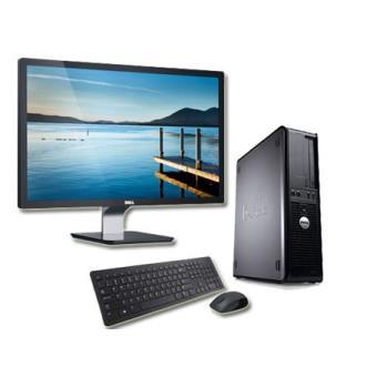 ordinateur dell optiplex 780 desktop ecran 22 39 39 gris intel core duo e5300 ghz ram. Black Bedroom Furniture Sets. Home Design Ideas