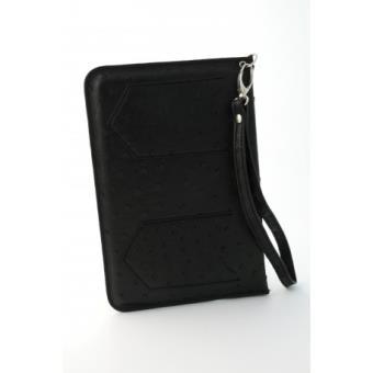 Housse de protection sac a main noir pour ipad mini for Housse protection ipad mini