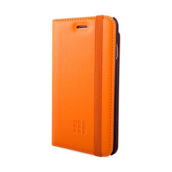 folio case moleskine apple iphone 5 5s orange achat prix fnac. Black Bedroom Furniture Sets. Home Design Ideas