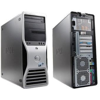 pc de bureau dell dell precision t5500 achat prix fnac. Black Bedroom Furniture Sets. Home Design Ideas