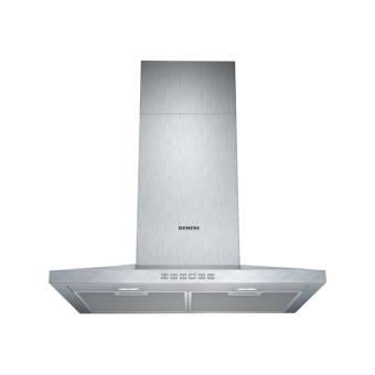 Siemens lc67wa532 hotte d corative 60 cm inox - Hotte decorative 60 cm inox ...